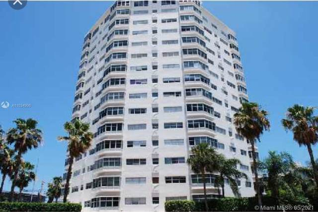 1881 Washington Ave 8G, Miami Beach, FL 33139 (MLS #A11034906) :: The Teri Arbogast Team at Keller Williams Partners SW