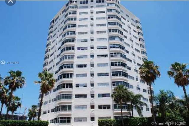 1881 Washington Ave 8G, Miami Beach, FL 33139 (MLS #A11034906) :: Team Citron