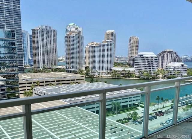 950 Brickell Bay Dr #1504, Miami, FL 33131 (MLS #A11034922) :: The Teri Arbogast Team at Keller Williams Partners SW