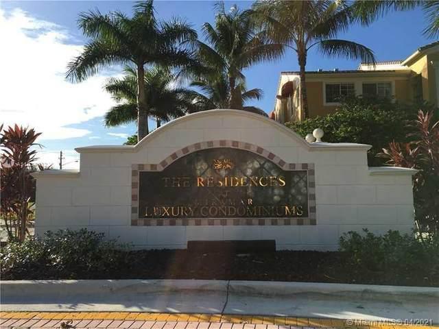 2090 W Preserve Way #106, Miramar, FL 33025 (MLS #A11034932) :: Compass FL LLC