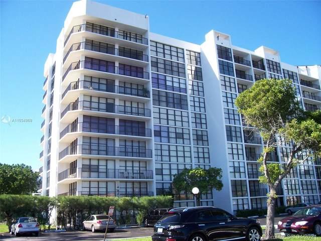 1000 Parkview Drive #1005, Hallandale Beach, FL 33009 (MLS #A11034969) :: GK Realty Group LLC