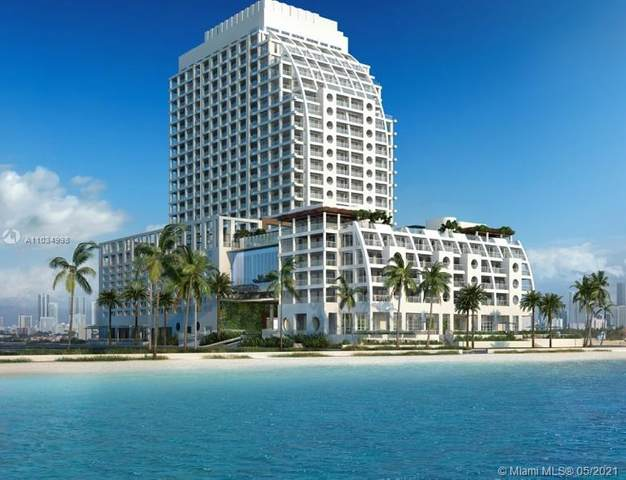 551 N Fort Lauderdale #2301, Miami, FL 33304 (MLS #A11034998) :: Prestige Realty Group