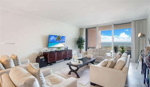 781 Crandon Blvd #1005, Key Biscayne, FL 33149 (#A11035008) :: Posh Properties