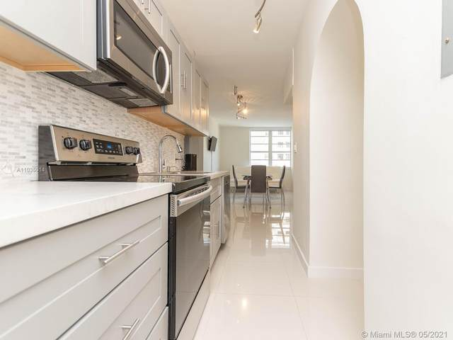 100 Lincoln Rd #501, Miami Beach, FL 33139 (MLS #A11035014) :: The Howland Group