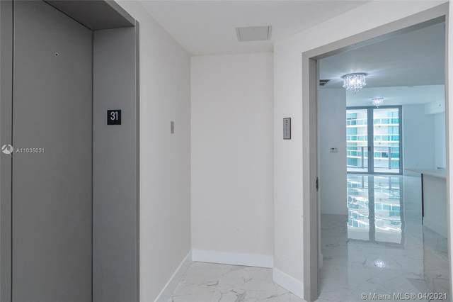 488 NE 18th #3111, Miami, FL 33132 (MLS #A11035031) :: The Riley Smith Group
