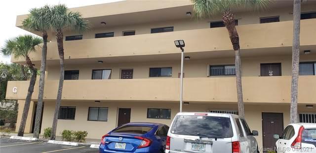 8415 SW 107th Ave 157W, Miami, FL 33173 (MLS #A11035036) :: Team Citron