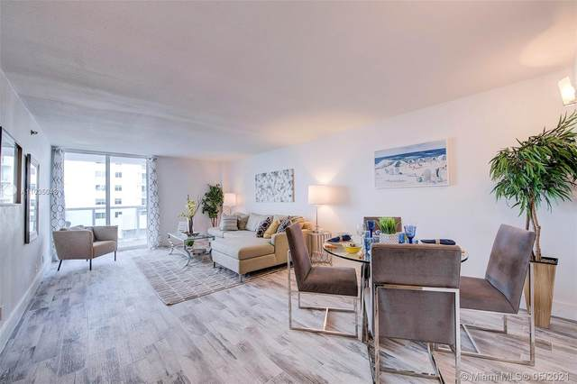 2401 Collins Ave #1410, Miami Beach, FL 33140 (MLS #A11035048) :: Podium Realty Group Inc