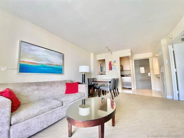 2670 E Sunrise Blvd #715, Fort Lauderdale, FL 33304 (MLS #A11035087) :: Compass FL LLC