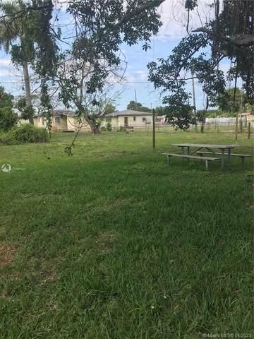 31 Ave & 69 ST Nw, Miami, FL 33147 (MLS #A11035103) :: Douglas Elliman