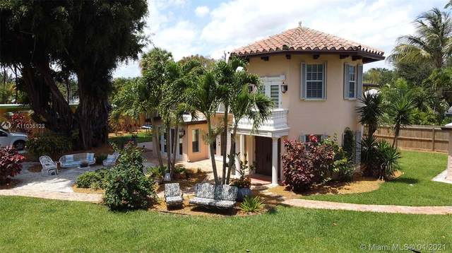 221 NE 9th St, Delray Beach, FL 33444 (#A11035123) :: Posh Properties