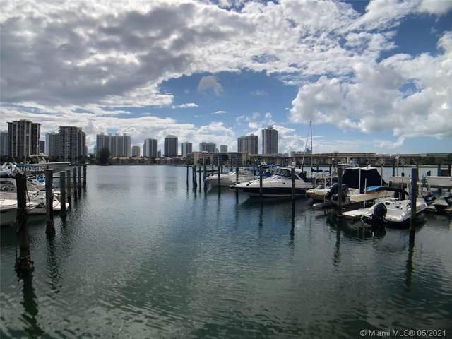 18061 Biscayne Blvd #1604, Aventura, FL 33160 (MLS #A11035150) :: Compass FL LLC