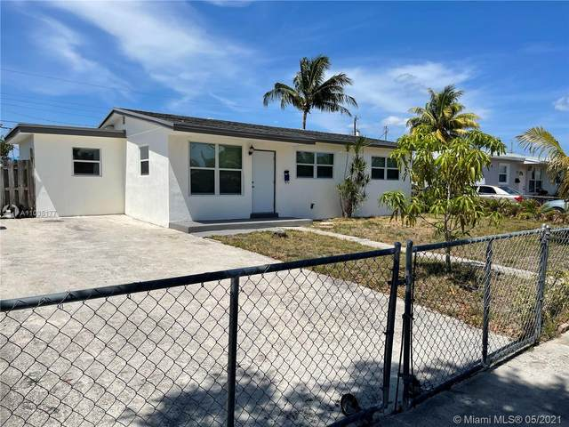 7351 Garfield St, Hollywood, FL 33024 (MLS #A11035177) :: The Riley Smith Group