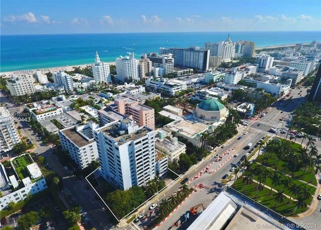 1775 Washington Ave 12E, Miami Beach, FL 33139 (#A11035212) :: Posh Properties