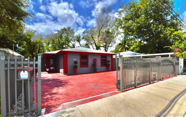 3344 NW 50th St, Miami, FL 33142 (#A11035226) :: Posh Properties