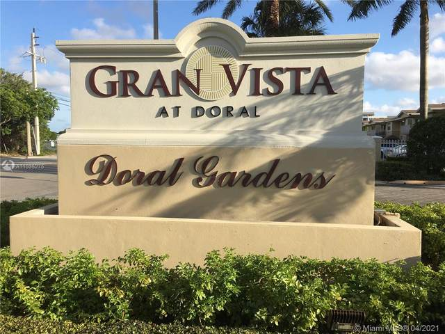 4350 NW 79th Ave 1D, Doral, FL 33166 (MLS #A11035275) :: The Howland Group
