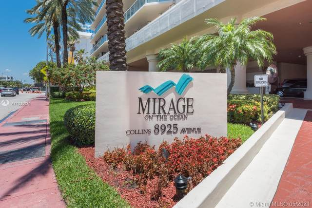 8925 Collins Ave 4F, Surfside, FL 33154 (MLS #A11035276) :: Compass FL LLC