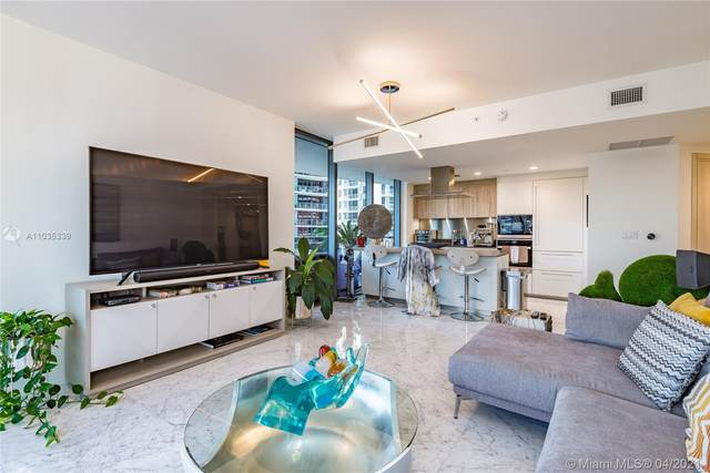 1000 Brickell Plz #2615, Miami, FL 33131 (MLS #A11035339) :: The Howland Group