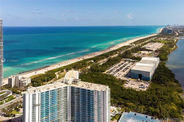 100 Bayview Dr #2130, Sunny Isles Beach, FL 33160 (MLS #A11035353) :: The Howland Group