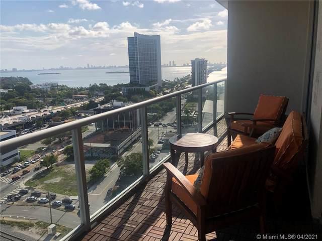 3470 E Coast Ave H1802, Miami, FL 33137 (MLS #A11035355) :: Podium Realty Group Inc