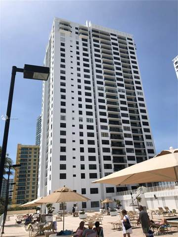 2301 S Ocean Dr #2308, Hollywood, FL 33019 (MLS #A11035359) :: The Teri Arbogast Team at Keller Williams Partners SW