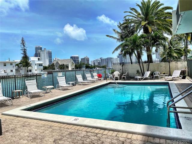6937 Bay Dr #302, Miami Beach, FL 33141 (MLS #A11035362) :: The Riley Smith Group