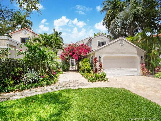 4075 Battersea Rd, Miami, FL 33133 (MLS #A11035371) :: The Riley Smith Group