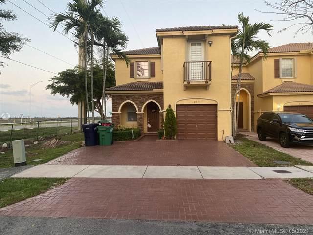 801 SW 153rd Path, Miami, FL 33194 (MLS #A11035379) :: The Rose Harris Group