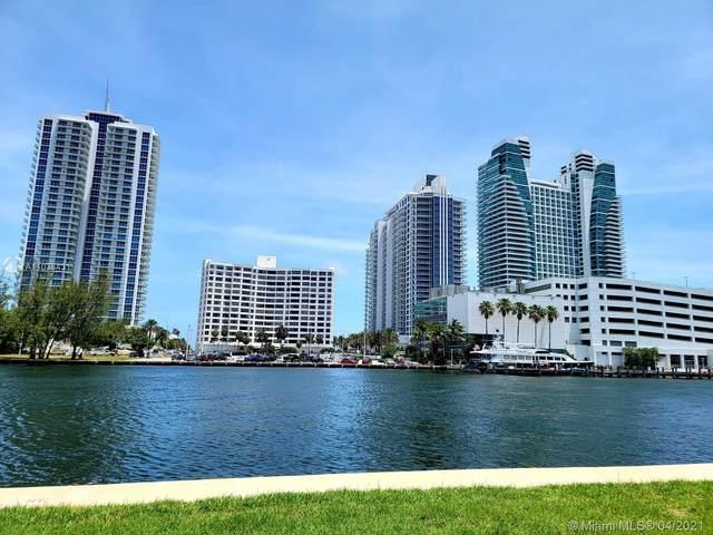 600 Parkview Dr #1016, Hallandale Beach, FL 33009 (MLS #A11035431) :: Compass FL LLC