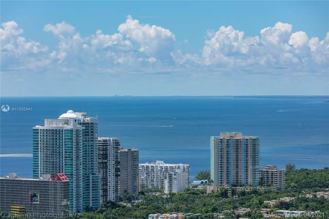 55 SW 9th St Uph4603, Miami, FL 33130 (MLS #A11035441) :: The Riley Smith Group