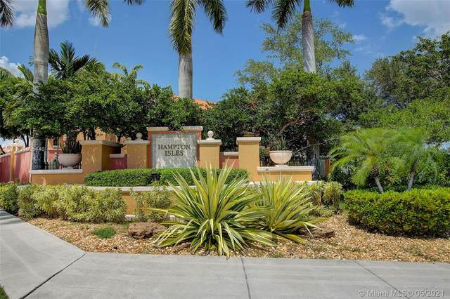 625 SW 107th Ave #1704, Pembroke Pines, FL 33025 (MLS #A11035446) :: The Rose Harris Group