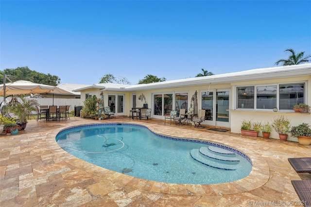 2144 NE 64th St, Fort Lauderdale, FL 33308 (#A11035450) :: Posh Properties