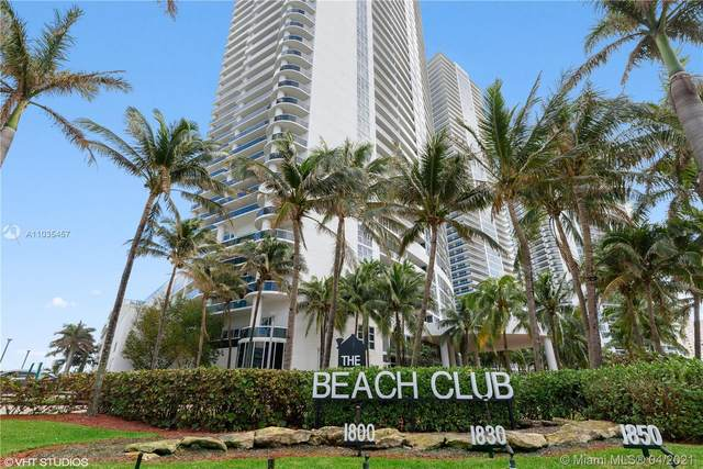 1800 S Ocean Dr #3109, Hallandale Beach, FL 33009 (MLS #A11035457) :: GK Realty Group LLC