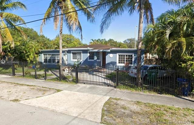 2955 NW 102nd St, Miami, FL 33147 (MLS #A11035492) :: The Teri Arbogast Team at Keller Williams Partners SW