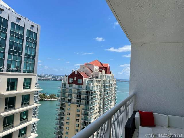 1200 Brickell Bay Dr #3912, Miami, FL 33131 (MLS #A11035520) :: Compass FL LLC