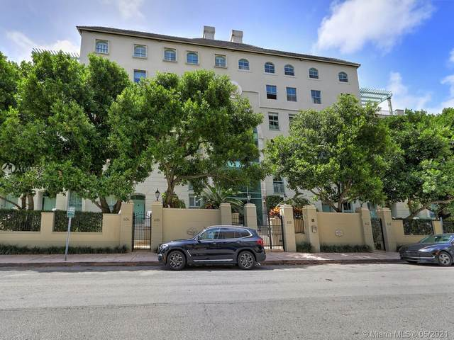 614 Valencia Ave #103, Coral Gables, FL 33134 (MLS #A11035538) :: The Rose Harris Group