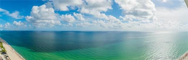 17749 Collins Ave #3502, Sunny Isles Beach, FL 33160 (MLS #A11035598) :: Compass FL LLC