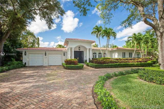 1445 Palancia Ave, Coral Gables, FL 33146 (MLS #A11035620) :: The Rose Harris Group