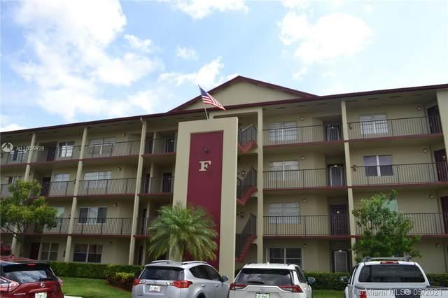 701 SW 128th Ave 207F, Pembroke Pines, FL 33027 (MLS #A11035626) :: GK Realty Group LLC