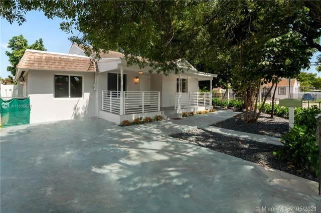 527 SW 31st Ave, Miami, FL 33135 (MLS #A11035627) :: Prestige Realty Group