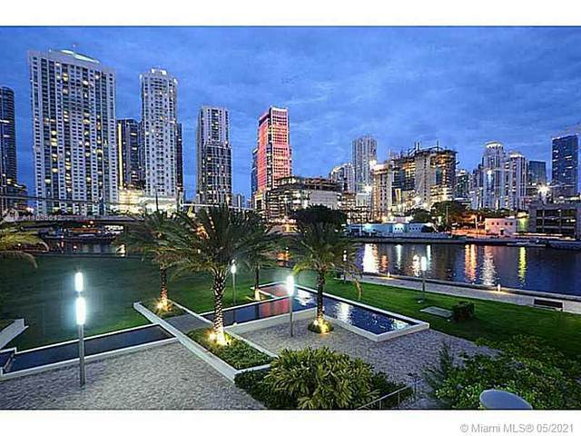 92 SW 3rd St #309, Miami, FL 33130 (MLS #A11035642) :: The Teri Arbogast Team at Keller Williams Partners SW