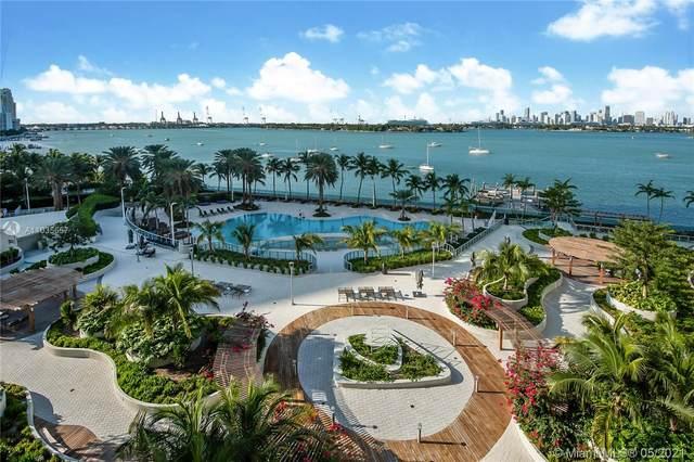 1500 Bay Rd 280S, Miami Beach, FL 33139 (MLS #A11035657) :: Carole Smith Real Estate Team