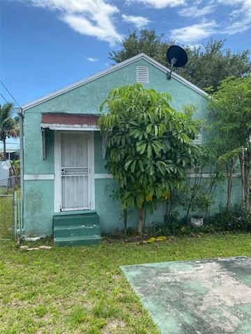 3156 NW 55th St, Miami, FL 33142 (#A11035674) :: Posh Properties