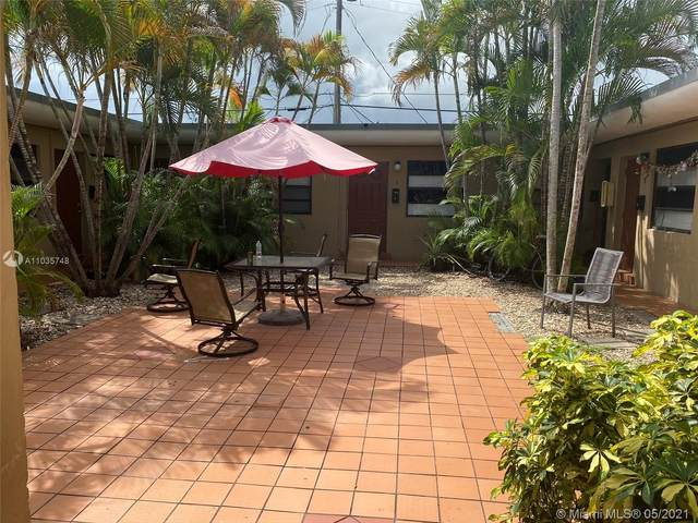 700 NE 6th St, Hallandale Beach, FL 33009 (MLS #A11035748) :: The Riley Smith Group