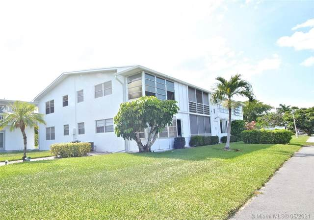 174 Farnham H #174, Deerfield Beach, FL 33442 (MLS #A11035754) :: The Howland Group