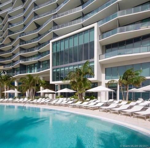 460 NE 28th St #608, Miami, FL 33137 (MLS #A11035756) :: The Rose Harris Group