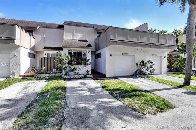 8183 Nw 8Th Manor #9, Plantation, FL 33324 (MLS #A11035780) :: The Rose Harris Group