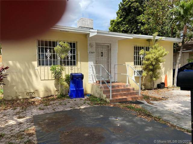 1169 NW 46th St, Miami, FL 33127 (MLS #A11035811) :: The Riley Smith Group