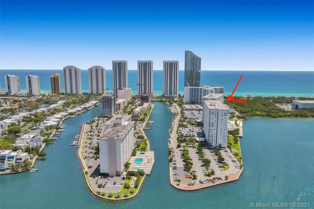 500 Bayview Dr Ph-20, Sunny Isles Beach, FL 33160 (MLS #A11035883) :: Compass FL LLC