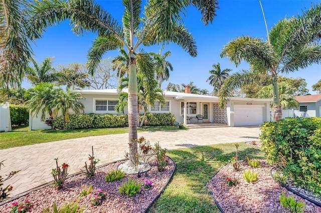 2670 NE 18th St, Pompano Beach, FL 33062 (MLS #A11035896) :: The Rose Harris Group