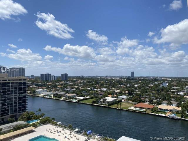1965 S Ocean Dr 16C, Hallandale Beach, FL 33009 (MLS #A11035936) :: The Howland Group